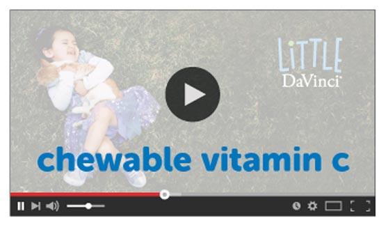 Chewable Vitamin C Video
